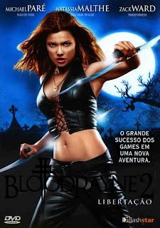 Baixar Filme BloodRayne 2   Libertação (Dublado) Gratis suspense b acao 2007