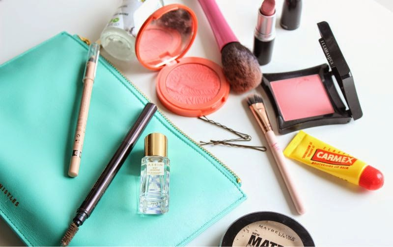 A Journey into My Daily Make Up Bag