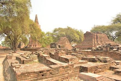 Wat Ratchaburana view