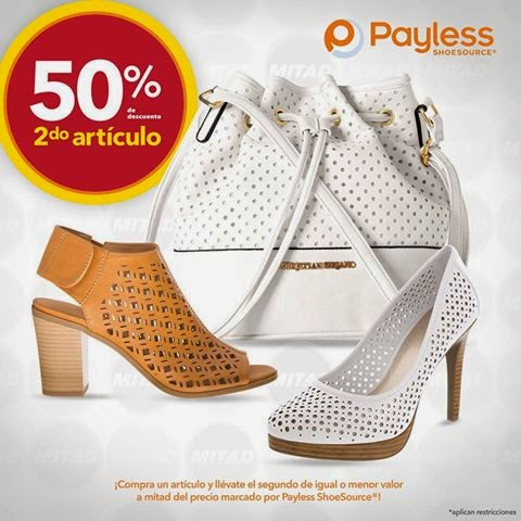 Payless posts sales alerts on all of their social media pages, so followers can be the first to know about hot deals. 4. It pays to scroll Head to the bottom of the Payless site to see the daily deals. These can include deals as low as $10 for a pair of shoes.