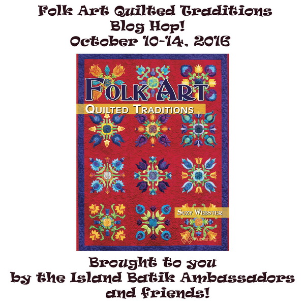Folk Art Quilted Traditons Blog Hop