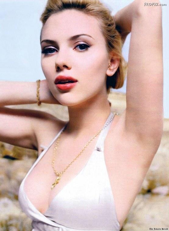 Scarlett Johansson - FHM 100 Sexiest 2014