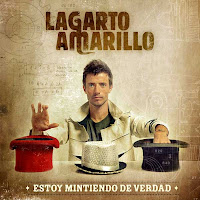 Lagarto Amarillo en Sevilla, actuación el 17 de marzo de 2012 en la Sala Funclub