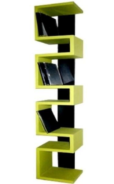 Decoraci n minimalista y contempor nea dise os de for Libreros minimalistas para oficina