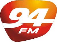 ouvir a Rádio 94 FM 94,7 Dourados