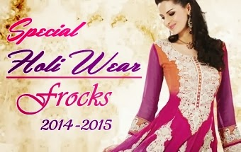 Frocks Collection 2014-2015