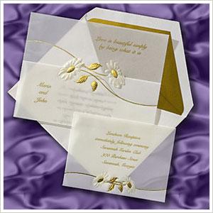 model kartu undangan pernikahan tanpa gambar orang simple