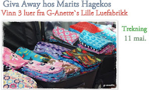 Give away hos Marits hagekos