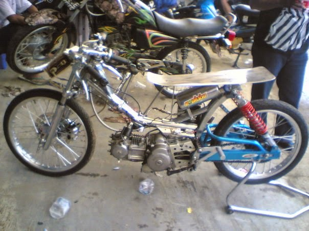 Spesifikasi Yamaha Fiz R
