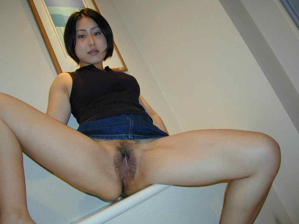 japanese ass and pussy