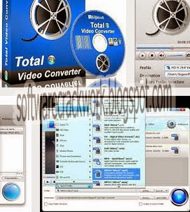 Total Video Converter   Registration Code with Serial Key