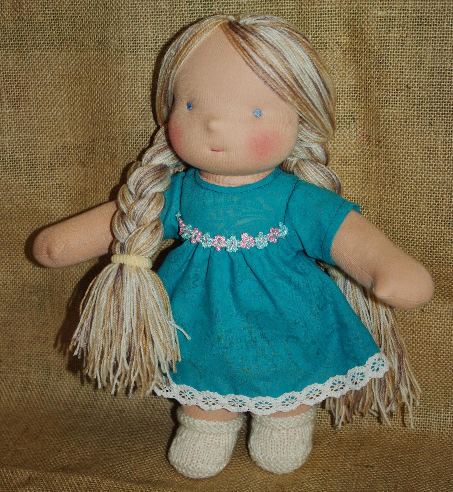 Вальдорфскую куклу своими руками 351