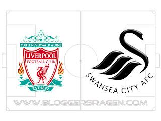 Prediksi Pertandingan Liverpool vs Swansea City