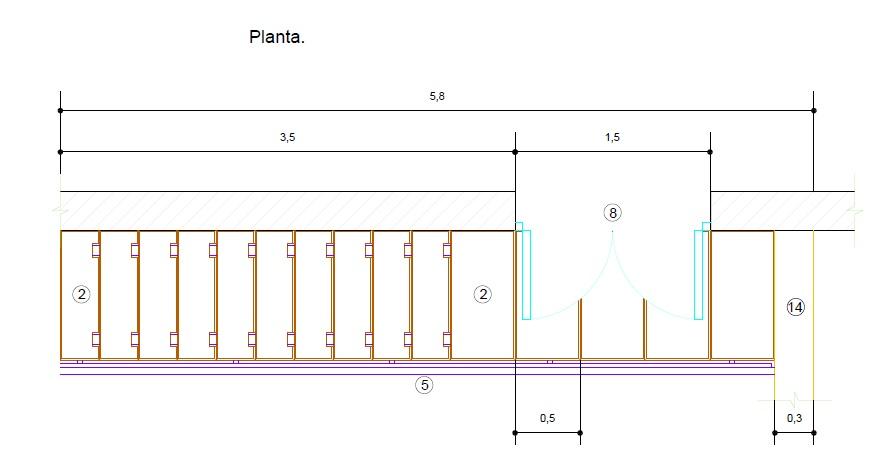 Interiores y 3d detalle de escalera volada for Detalle escalera volada