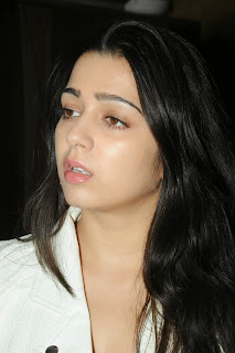 Actress Charmi Kaur Pictures in Jeans at One by Two Movie Celetes 20 Years Event 0028