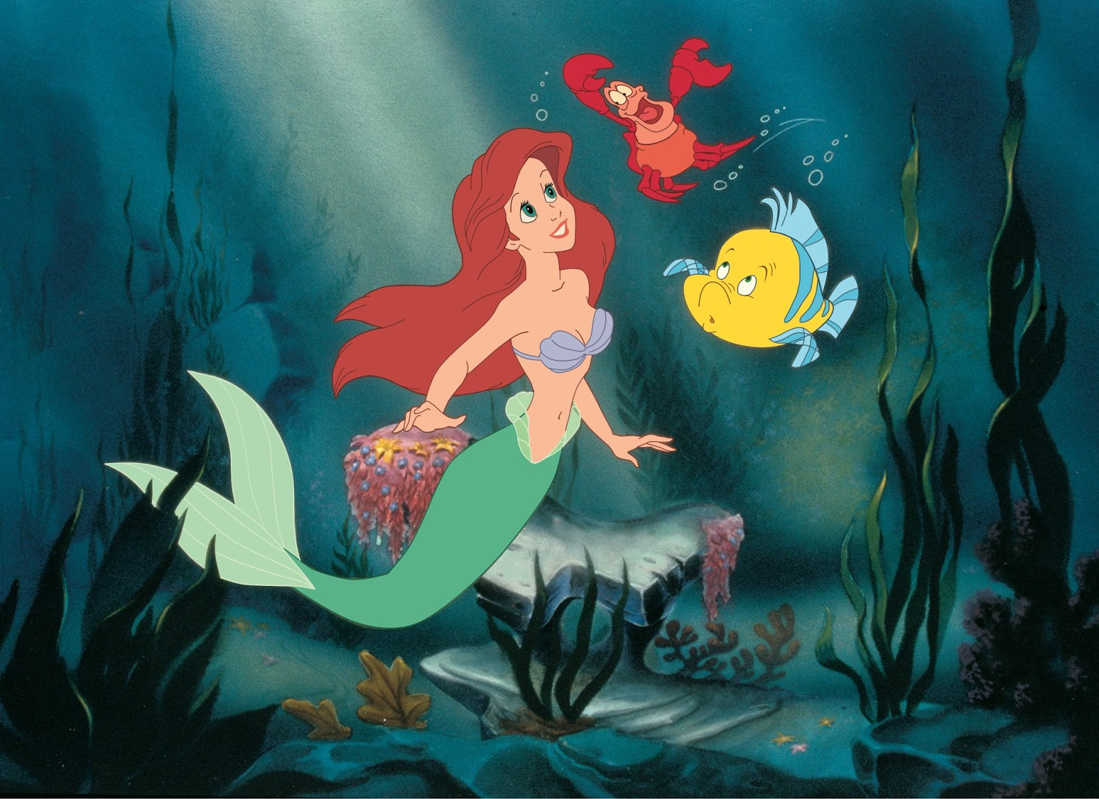 Uncategorized Sebastian The Little Mermaid which little mermaid character are you playbuzz