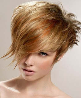 Funky Hairstyles for Women picture Gallery