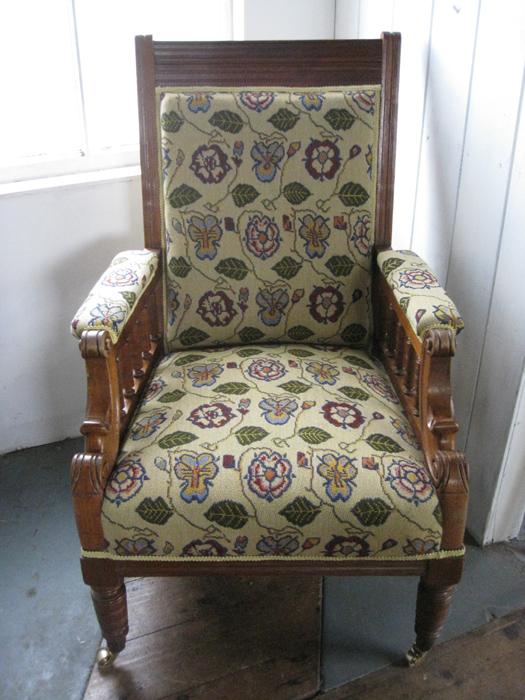 Edwardian Armchair