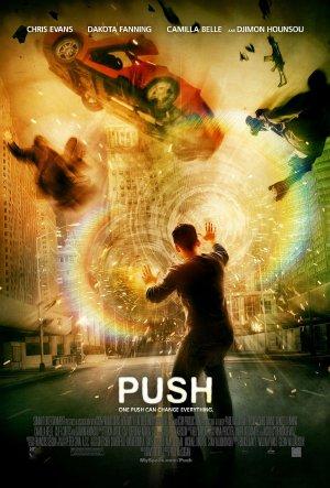 Siêu Năng Lực Vietsub - Push (2009) Vietsub