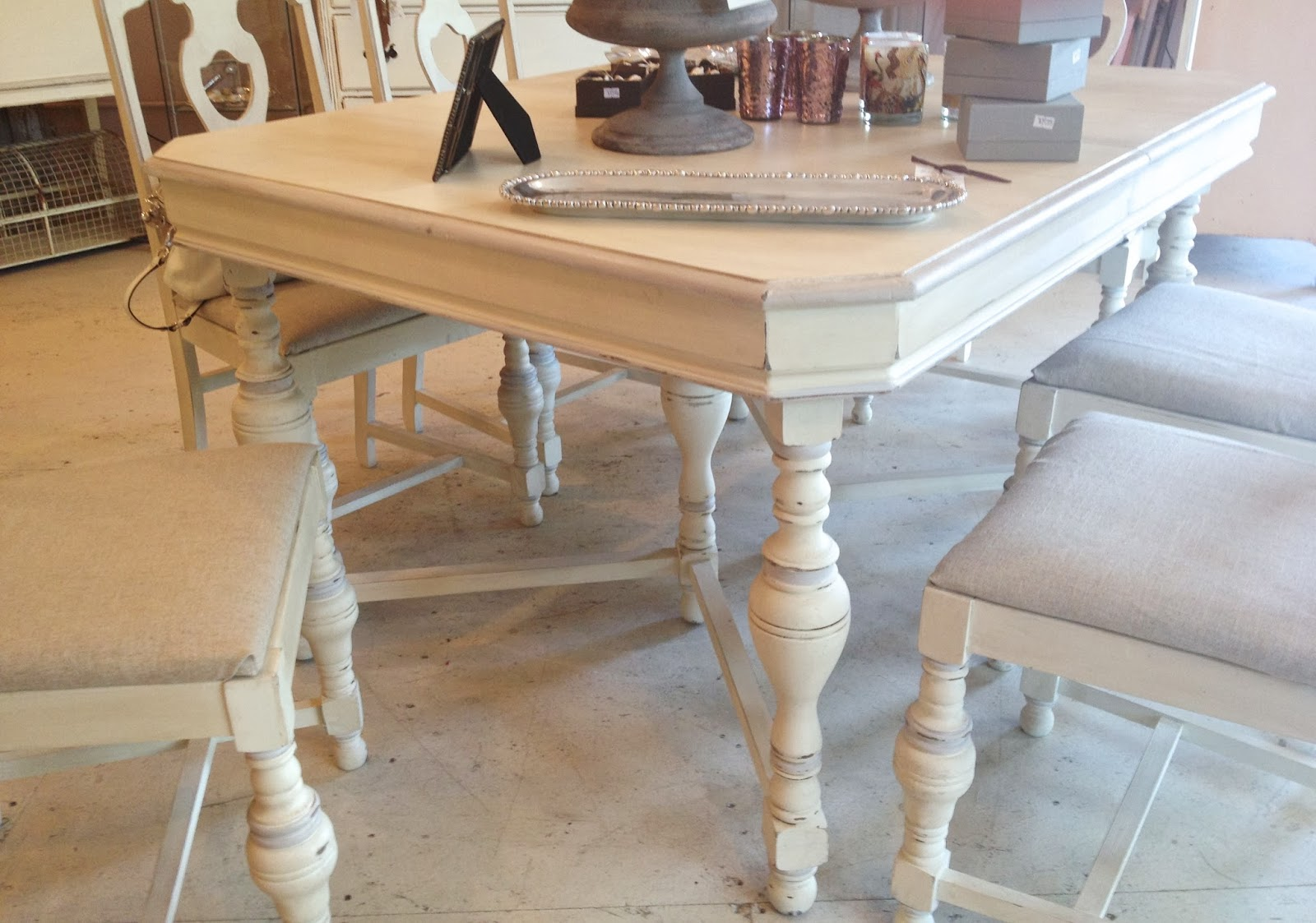 my hunt for the perfect kitchen table - Cream Kitchen Tables