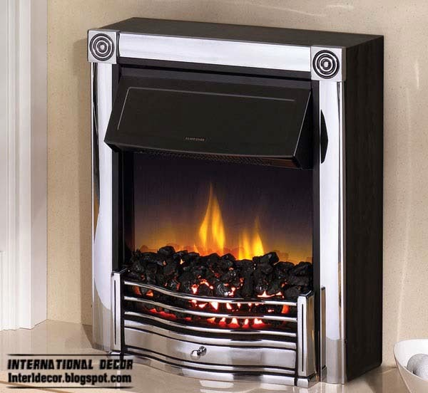 electric fireplace, Outdoor electric heater