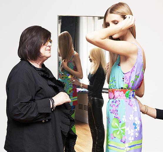 vestidos Versace para H&M