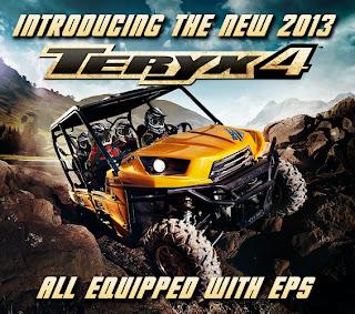 2013 Kawasaki Teryx4
