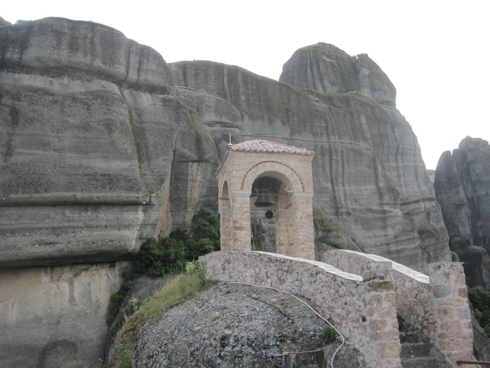 londinoupolis: Saint Nicholas Anapafsas, Meteora