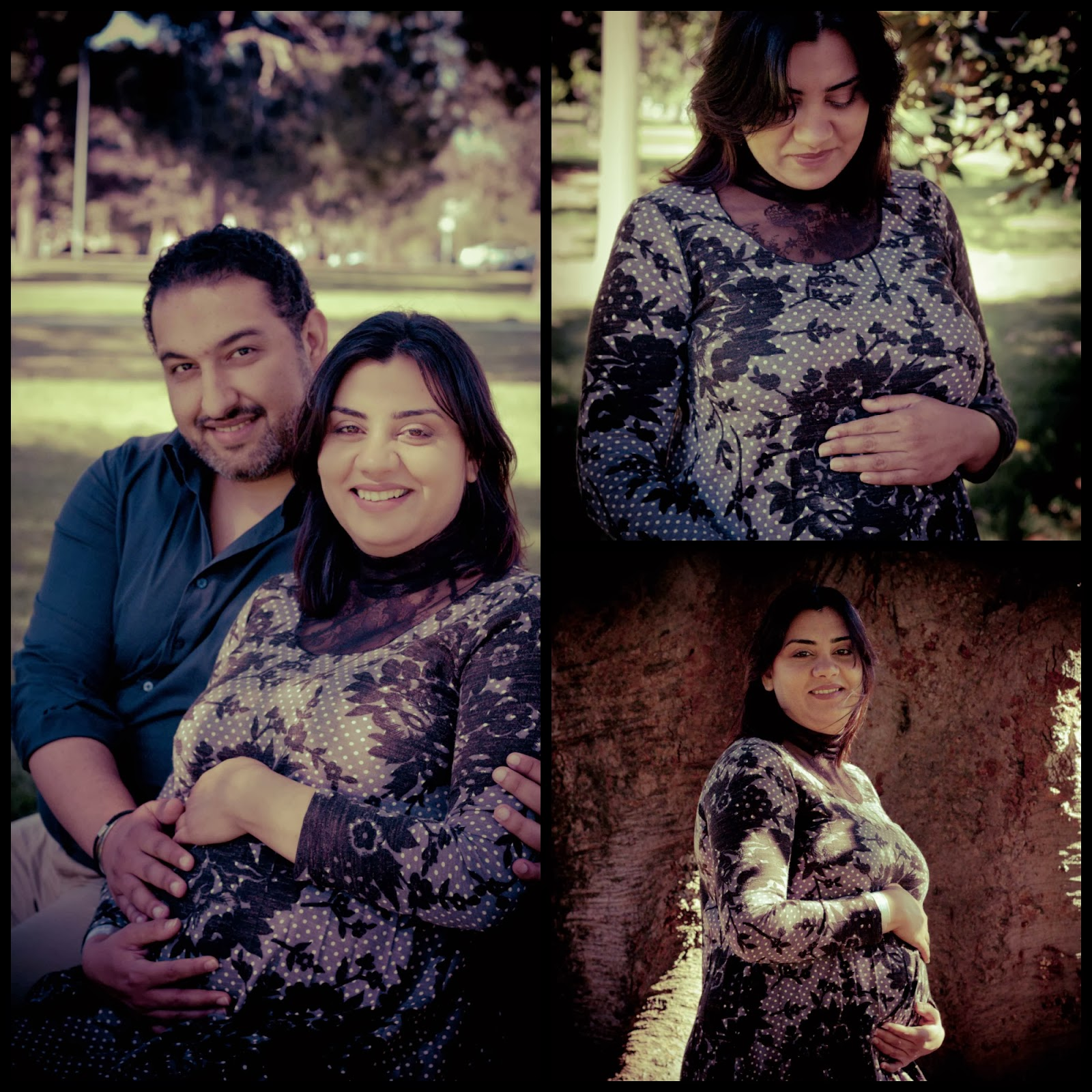 Pregnancy shoot