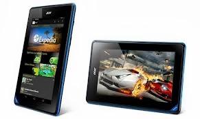 Acer Iconia B1-A71 - 8 GB - Hitam