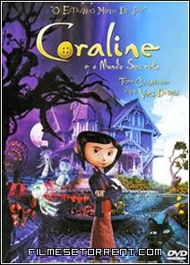 Coraline e o Mundo Secreto Torrent Dual Audio