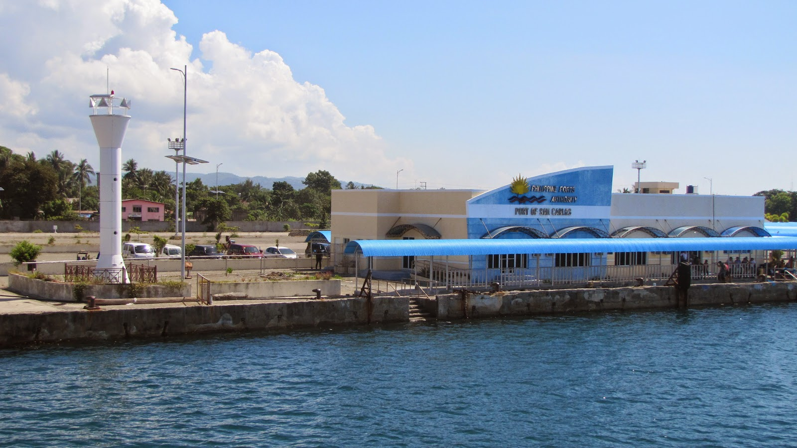FTW! Travels, bacolod trip, local trip, Port of San Carlos, Negros