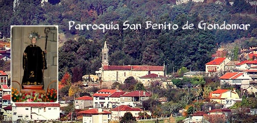Parroquia San Benito de Gondomar