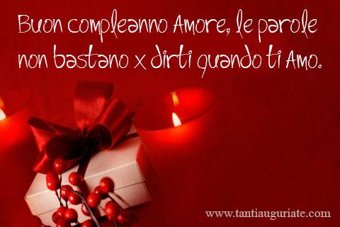 auguri amore mio on Tumblr - frasi buon compleanno amore tumblr