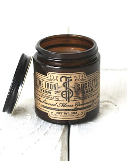 The Iron Society pomade - TIS Firm Hold