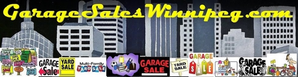 Garage Sales Winnipeg