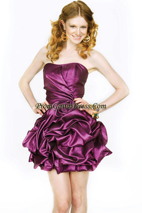 All About The Wedding Celebration: Short Prom Dresses 2010