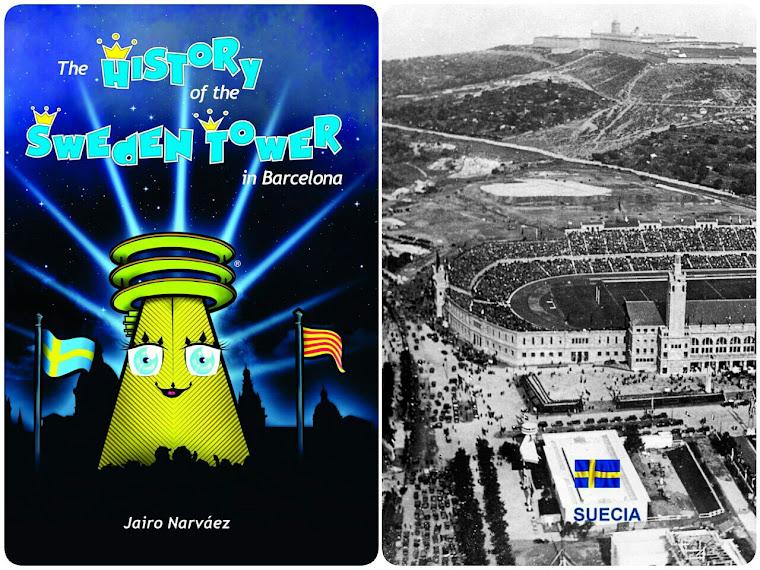 """En donde puedo comprar el libro?  """"Historia de la Torre de Suecia en Barcelona"""""""