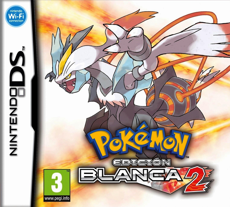 Pokémon White 2 [1/1][90 Mb][Juegos][Online]