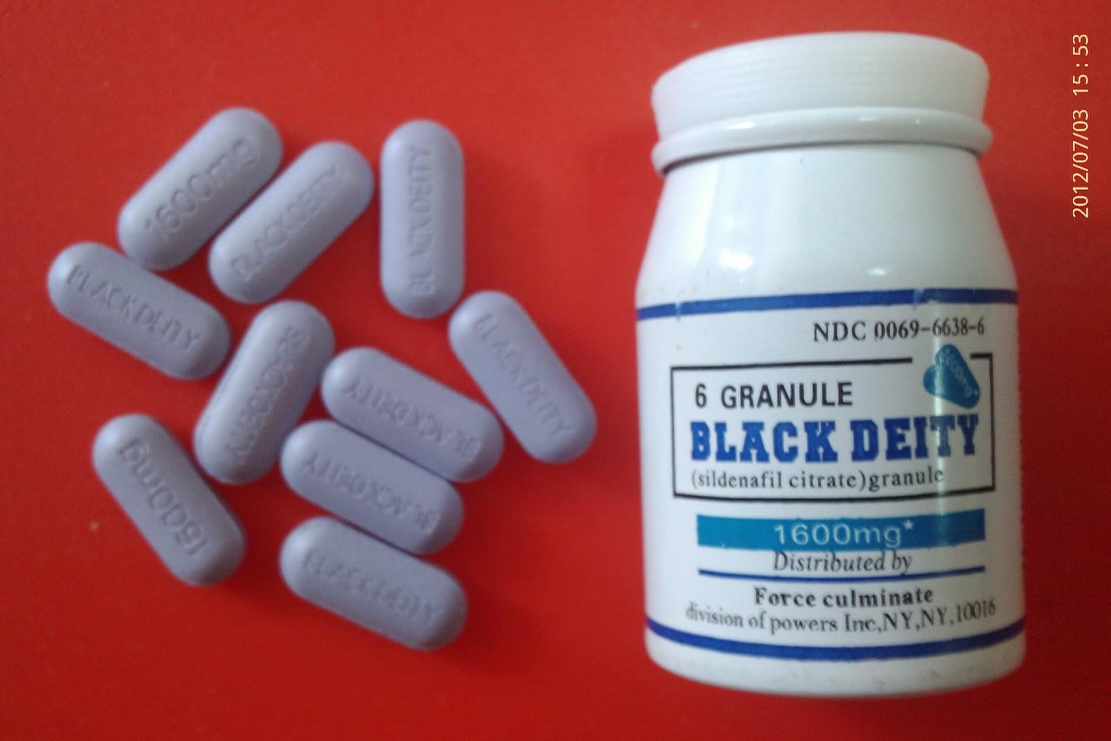 Herb viagra green pill