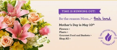 1800Flowers Mother's Day Canada Promo Codes Up To 35% Off