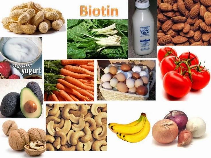 b complex biotin vitalea