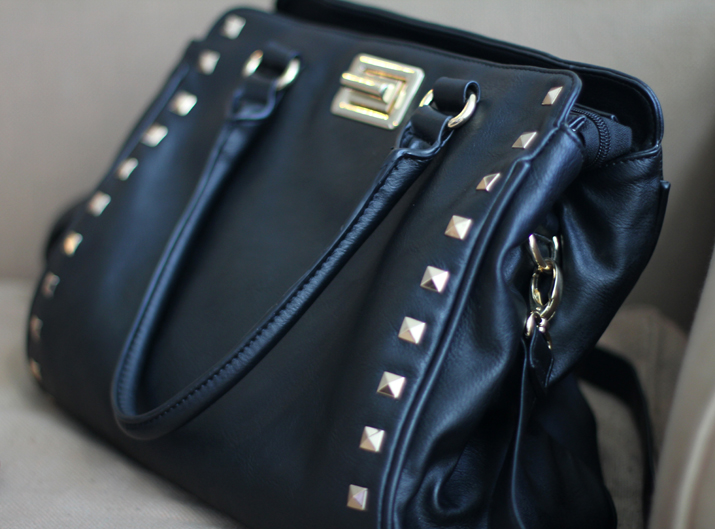 Studded bag winter 2012