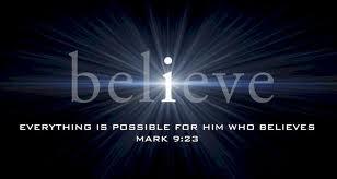 meminta percaya menerima