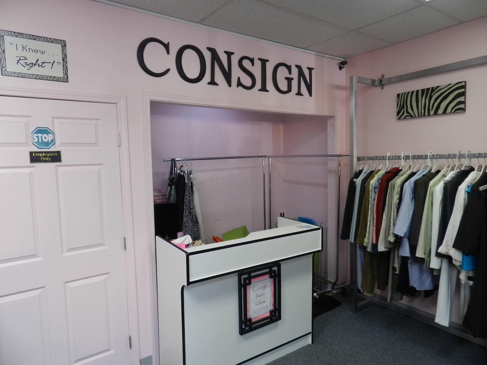Resale Clothing Store For Kids