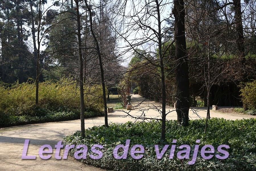 Letras de viajes chile santiago bodega concha y toro for Bodegas de jardin chile