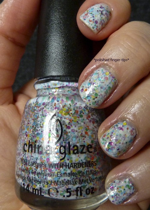 China Glaze - It's a Trap-eze