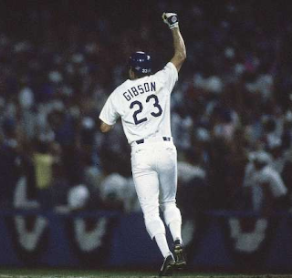 Kirk Gibson World Series Homerun