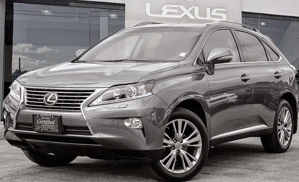mobil lexus otomotif info