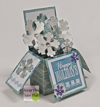 Scrapbook, Papercraft, 12 Days of Christmas Blog Hop